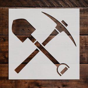 Tool Instrument Stencils