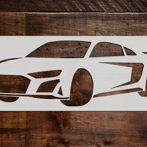 Vehicle Stencils