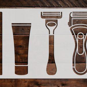 Personal Hygiene Stencils