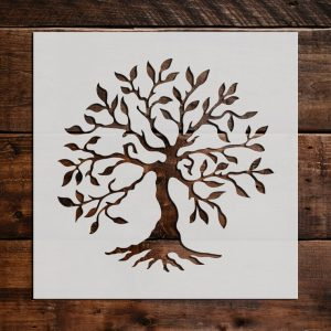 Tree Stencils