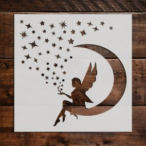 Fairy Stencil