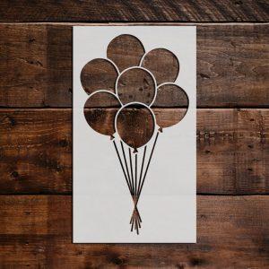 Balloon Stencils