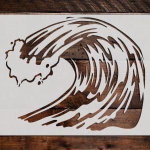 Ocean Stencils