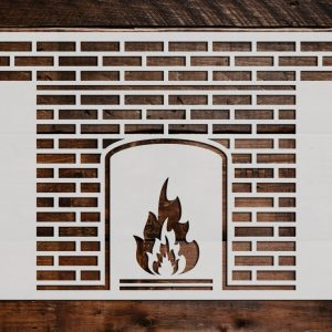 Fire Related Stencils