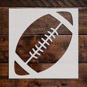 Football Stencils