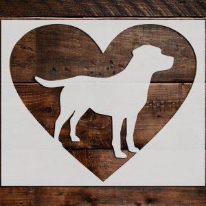 Dog Stencils
