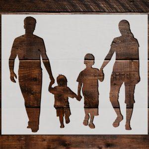 Family Stencils