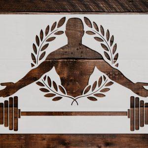 Fitness Stencils