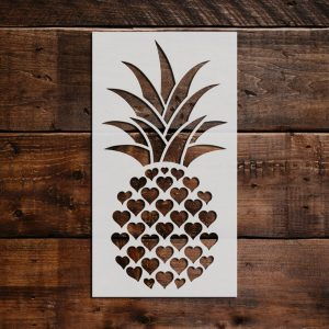 Pineapple Stencils