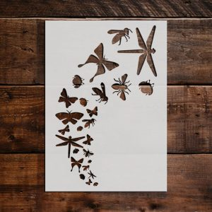 Insect Stencils