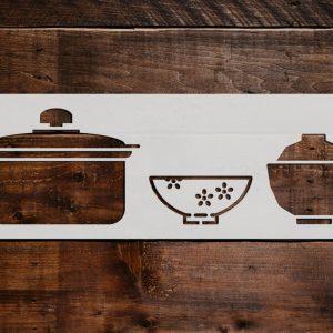 Housewares Stencils