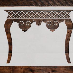 Furniture Stencils