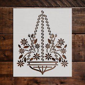 Plant Stencil