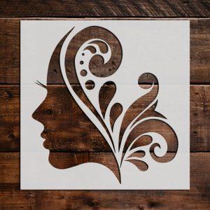 Women Stencil