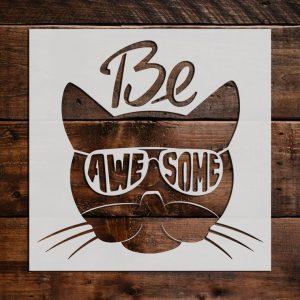 Cat Stencils